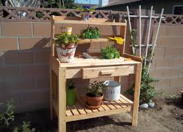 Outdoor Potting Bench With Sink Www Elmexicalicafelq Com B 2017 10 Potting Bench L