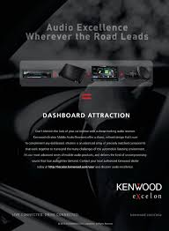 kenwood dealer audio excellence wherever the road leads u2014 kevin agustin
