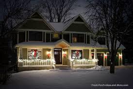 christmas porch decorations christmas light ideas to make the season sparkle