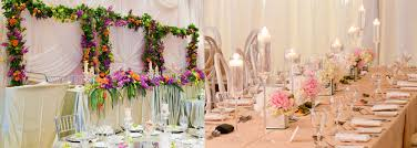 wedding decor toronto dt floral and decor