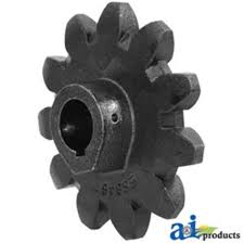 84437648 sprocket driven clean grain elevator fits ford new