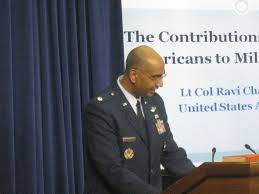 Col House White House Summit Honors South Asian American Military Heritage