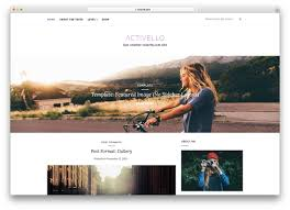 bootstrap themes free parallax 25 best free wordpress themes built with bootstrap 2018 colorlib