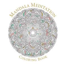 Barnes And Noble Publishing Mandala Meditation Coloring Book By Sterling Publishing Co Inc