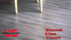 Gray Laminate Flooring Whitewash Laminate Flooring Miami Fort Lauderdale Video Youtube
