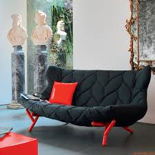 Foliage Sofa Design Sofa Kartell  Seater With Metal Frame - Different sofa designs