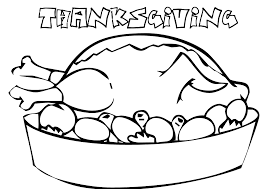 thanksgiving dinner coloring pages dinner thanksgiving coloring