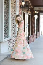 fancy maxi dresses fancy floral maxi dress the modernwell