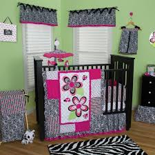 Animal Print Crib Bedding Sets Zebra Baby Bedding