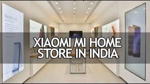 Home Design Store Michigan Xiaomi U0027s First Mi Home Store In India Bengaluru Quick Walk