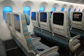 Boeing 787 Dreamliner Interior Oman Air Celebrates Delivery Of First Boeing 787 Dreamliner