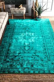 Turquoise Area Rug Davet Turquoise Area Rug Reviews Allmodern