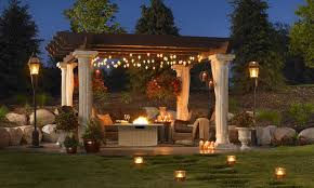 Outdoor Patio Lighting Ideas Pictures 30 Inspirational Outdoor Lighting Ideas For Backyard Light And