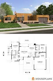 small modern house design 1500 aft 2 bedrooms 2 bath houseplans