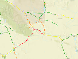 Wydot Map South Pass Closed Most Area Roads Wet And Slick In Spots U2013 County 10
