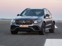 mercedes benz jeep matte black mercedes benz glc63 s amg 2018 pictures information u0026 specs