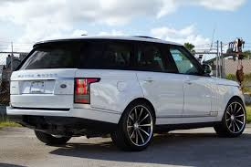 land rover hse 2012 2013 range rover hse riding on vossen u0027s concave 22 inch rims