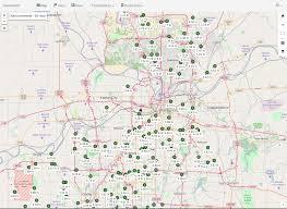 kansas city metro map august 05 2017 flash flooding in kansas city