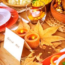 thanksgiving table setting stock photos pictures royalty free