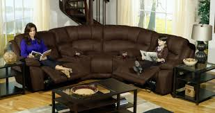 Power Sofa Recliners Leather Sofa Phenomenal Sectional Sofa With Recliner And Bed Incredible