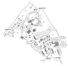 University Of Montana Campus Map by Campus Map Westminster Campus Pinterest Campus Map