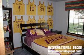 Sports Kids Bedroom Themes Ideas Designs - Sports kids room