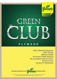 what are the varieties of greenply plywood can be purchased from