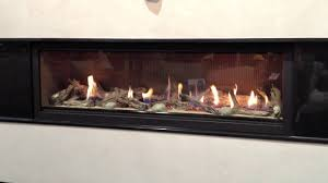 lhd62 gas fireplace napoleon beach driftwood log set w fluted