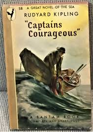 captains courageous by kipling rudyard first edition abebooks