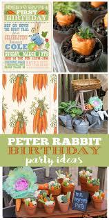 rabbit party rabbit birthday party ideas the single creative