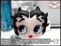 betty boop cake topper betty boop tutorial
