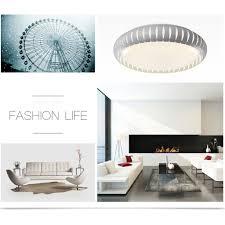 Lederst Le Esszimmer Ebay 30w Led Design Deckenleuchte Flur Deckenlampe Wohnzimmer Küchen
