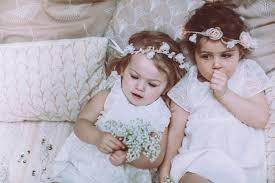 photo de mariage comment habiller les enfants pour un mariage