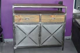 Meuble Cuisine Acier meuble cuisine bois massif pas cher chambre en bois massif pas