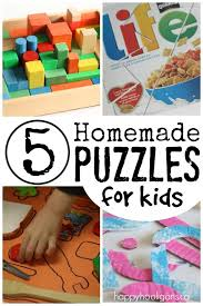 For Toddlers Easy Puzzles For Toddlers And Preschoolers