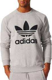 adidas sweater adidas originals s trefoil crewneck sweatshirt s