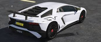 lamborghini aventador lp 750 4 superveloce lamborghini aventador lp 750 4 sv u002715 add on gta5 mods com
