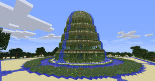 Minecraft House Design Ideas Xbox Beautiful Garden Waterfall Perfect For A City Center Or In A