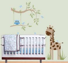 Jungle Wall Decals Great Ideas In Baby Room Wall Decals Home Decor And Furniture