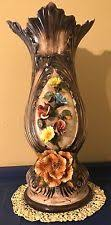 Capodimonte Vases Antique Capodimonte Urn Ebay