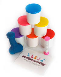 sculpt a willy easy to play at home or take it out on