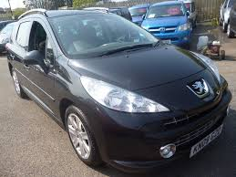 Used Peugeot 207 Sw Estate 1 6 Hdi Sport 5dr In Penzance Cornwall