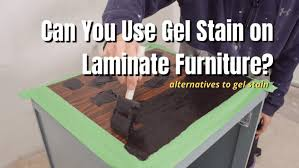 how much gel stain do i need for kitchen cabinets can you use gel stain on laminate furniture furniture flippa