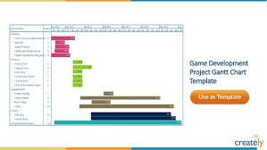 basic gantt chart template gantt chart templates by creately