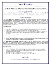 a good sales resume good sales resume examples resume format
