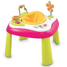 table d activité avec siege rotatif youpi baby cotoons la grande récré vente de jouets et