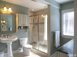 Bathroom Cabinets Raleigh Nc by Traditional 3 4 Bathroom In Raleigh Nc Zillow Digs Zillow