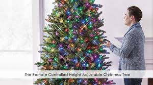 the remote controlled height adjustable tree