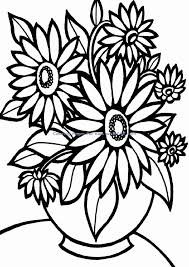free printable coloring pages of flowers for kids coloring home
