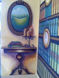 Alzheimer Secure Unit Nursing Retirement Home Mural Makeover - Retirement home furniture